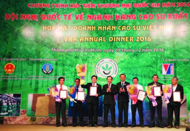 Xây dựng Cao su Việt Nam thành thương hiệu mạnh