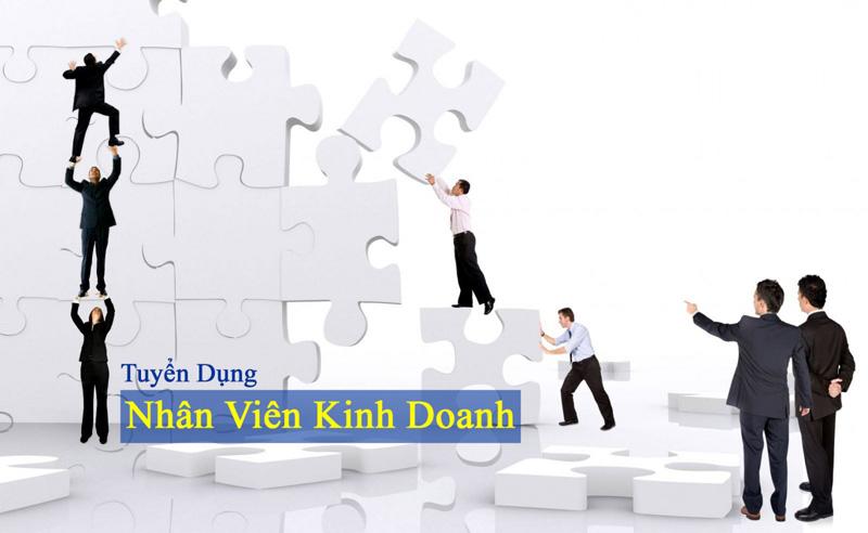 Công ty Huy Hoàng Minh tuyển dụng vị trí kinh doanh